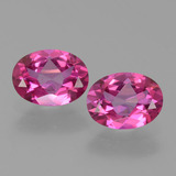 thumb image of 2.6ct Oval Facet Purplish Pink Mystic Topaz (ID: 452778)