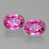 thumb image of 3.1ct Oval Facet Purplish Pink Mystic Topaz (ID: 452782)