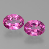 thumb image of 2.9ct Oval Facet Purplish Pink Mystic Topaz (ID: 452783)