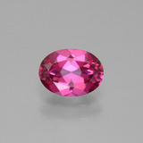 thumb image of 1.5ct Oval Facet Purplish Pink Mystic Topaz (ID: 452790)