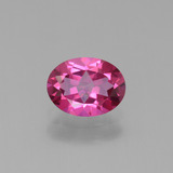 thumb image of 1.5ct Oval Facet Purplish Pink Mystic Topaz (ID: 452798)