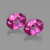 thumb image of 2.9ct Oval Facet Purplish Pink Mystic Topaz (ID: 452804)