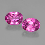thumb image of 2.8ct Oval Facet Purplish Pink Mystic Topaz (ID: 452809)