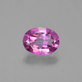 thumb image of 1.4ct Oval Facet Purplish Pink Mystic Topaz (ID: 452934)