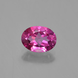 thumb image of 1.4ct Oval Facet Purplish Pink Mystic Topaz (ID: 452936)