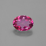 thumb image of 1.3ct Oval Facet Purplish Pink Mystic Topaz (ID: 452942)