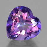 thumb image of 2.1ct Heart Facet Multicolor Mystic Topaz (ID: 456869)