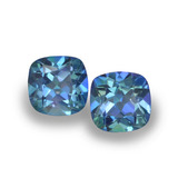 thumb image of 1.4ct Cushion-Cut Multicolor Mystic Topaz (ID: 457406)