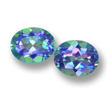 thumb image of 6.4ct Oval Facet Multicolor Mystic Topaz (ID: 462284)