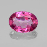 thumb image of 1.7ct Oval Facet Pink Mystic Topaz (ID: 462710)