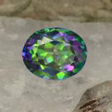 thumb image of 5ct Oval Facet Multicolor Mystic Topaz (ID: 466967)