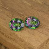 thumb image of 9.5ct Oval Facet Multicolor Mystic Topaz (ID: 467102)