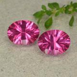 thumb image of 4.4ct Oval Concave Cut Purplish Pink Mystic Topaz (ID: 482983)