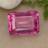 thumb image of 17.3ct Octagon Step Cut Purplish Pink Mystic Topaz (ID: 484921)