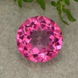 thumb image of 3.8ct Round Facet Purplish Pink Mystic Topaz (ID: 487906)