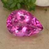 thumb image of 6.8ct Pear Facet Purplish Pink Mystic Topaz (ID: 488303)