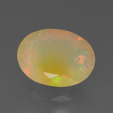 thumb image of 1.8ct Oval Facet Multicolor Opal (ID: 314833)
