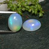 thumb image of 1.8ct Oval Cabochon White Opal (ID: 479170)