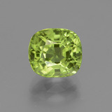 thumb image of 2.6ct Cushion-Cut Lively Green Peridot (ID: 446948)