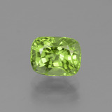 thumb image of 1.9ct Cushion-Cut Lively Green Peridot (ID: 447008)