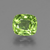 thumb image of 2.4ct Cushion-Cut Lively Green Peridot (ID: 447199)