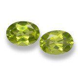 thumb image of 1.8ct Oval Facet Lively Green Peridot (ID: 461706)