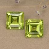 thumb image of 2.2ct Square Step-Cut Lively Green Peridot (ID: 477708)