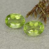 thumb image of 2.7ct Oval Facet Lively Green Peridot (ID: 484232)