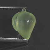 thumb image of 6ct Carved Fruit Green Prehnite (ID: 418208)