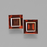thumb image of 1.4ct Square Facet Red Pyrope Garnet (ID: 449979)