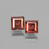 thumb image of 1.6ct Square Step-Cut Red Pyrope Garnet (ID: 450922)