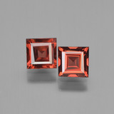 thumb image of 1.4ct Square Step-Cut Red Pyrope Garnet (ID: 450930)