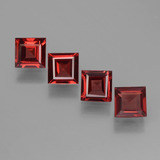 thumb image of 2.5ct Square Step-Cut Red Pyrope Garnet (ID: 450932)