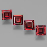 thumb image of 2.5ct Square Step-Cut Red Pyrope Garnet (ID: 450941)