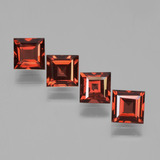 thumb image of 2.8ct Square Step-Cut Red Pyrope Garnet (ID: 450949)
