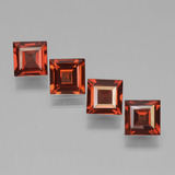 thumb image of 2.6ct Square Step-Cut Red Pyrope Garnet (ID: 450951)
