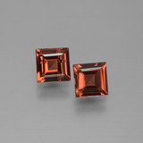 thumb image of 1.3ct Square Step-Cut Red Pyrope Garnet (ID: 450975)