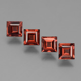 thumb image of 2.7ct Square Step-Cut Red Pyrope Garnet (ID: 450981)