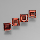 thumb image of 2.7ct Square Step-Cut Red Pyrope Garnet (ID: 450984)