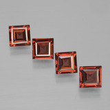 thumb image of 2.5ct Square Step-Cut Red Pyrope Garnet (ID: 450992)