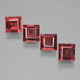 thumb image of 2.6ct Square Step-Cut Red Pyrope Garnet (ID: 451004)
