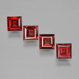 thumb image of 2.7ct Square Step-Cut Red Pyrope Garnet (ID: 451005)
