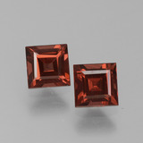 thumb image of 1.4ct Square Step-Cut Red Pyrope Garnet (ID: 451018)