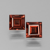 thumb image of 1.7ct Square Step-Cut Red Pyrope Garnet (ID: 451025)