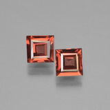 thumb image of 1.5ct Square Step-Cut Red Pyrope Garnet (ID: 451033)
