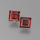 thumb image of 1.4ct Square Step-Cut Red Pyrope Garnet (ID: 451050)
