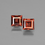 thumb image of 1.6ct Square Step-Cut Red Pyrope Garnet (ID: 451060)