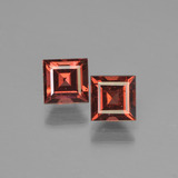 thumb image of 1.8ct Square Step-Cut Red Pyrope Garnet (ID: 451062)