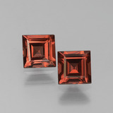 thumb image of 1.6ct Square Step-Cut Red Pyrope Garnet (ID: 451067)