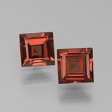 thumb image of 1.5ct Square Step-Cut Red Pyrope Garnet (ID: 451068)